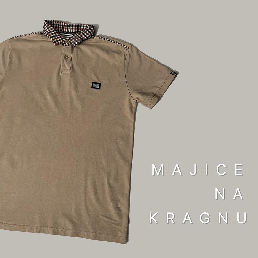 Majice na kragnu - Kezual.rs